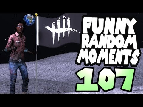 Dead by Daylight funny random moments montage 107