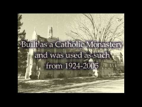 Paranormal Investigation at the Abbey of the Holy Cross