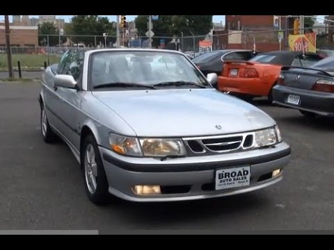 2002 Saab 9 3 Se Turbo Convertible