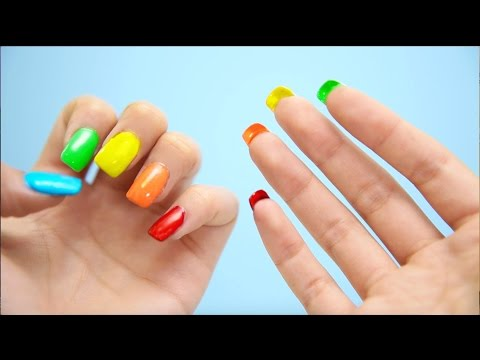 Thumbnail: DIY Double Sided Nails!