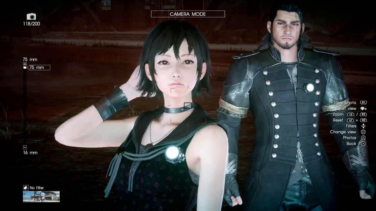Final Fantasy XV - Royal Edition - Omega Boss Fight (With Iris Amicitia On  Party) (╹◡╹)v