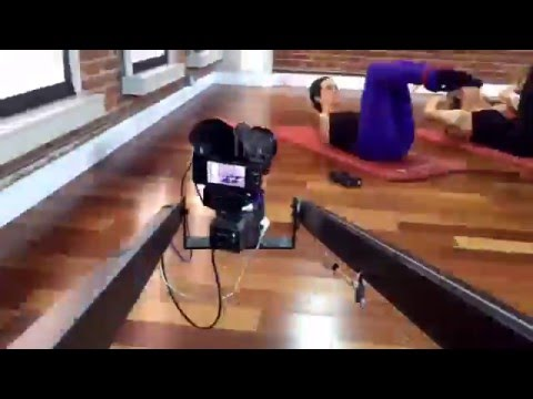 Behind the Scenes of the NEW Pure Barre Resistance Series DVD