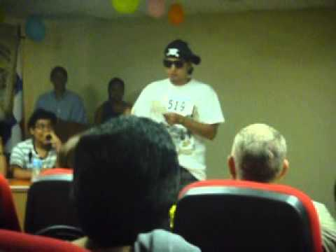 Panama's Got Talent - Talent Show '12, Universidad de Panama - English Department