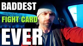 UFC 249 'Baddest Fight Card Ever'?