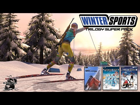 Let's play Winter Sports Trilogy Super Pack (PC game on Steam) developed by 49 Games and RTL