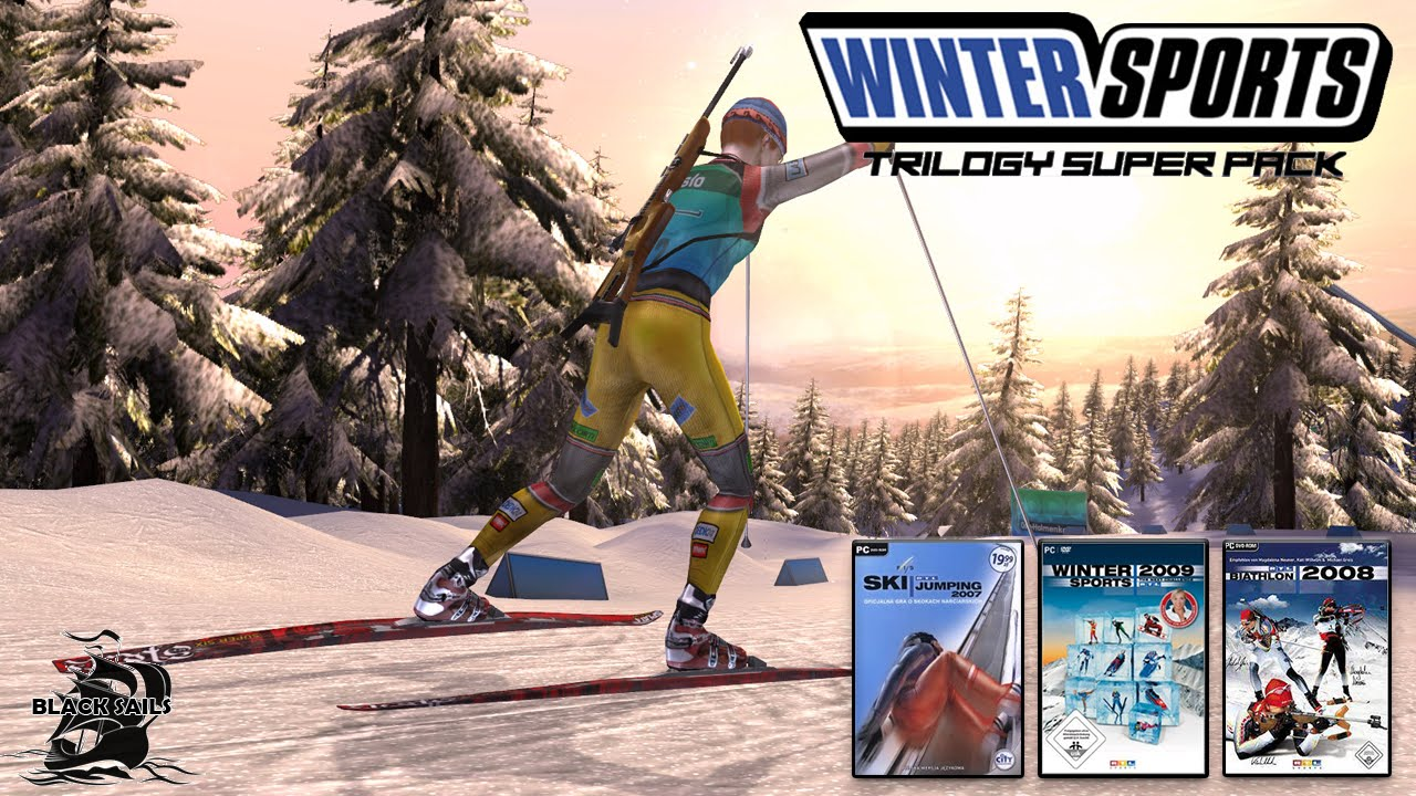 Sports Games For Ps4 : Let s play winter sports trilogy super pack pc game on