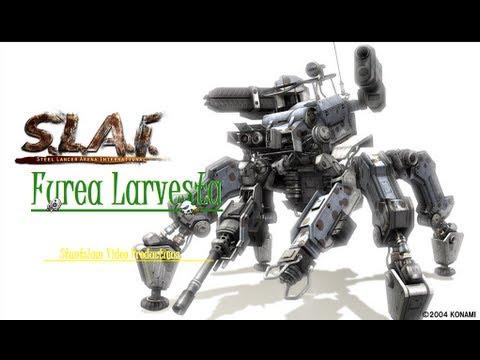 Let's Play Steel Lancer Arena International (SLAI) [PS2] Part 2