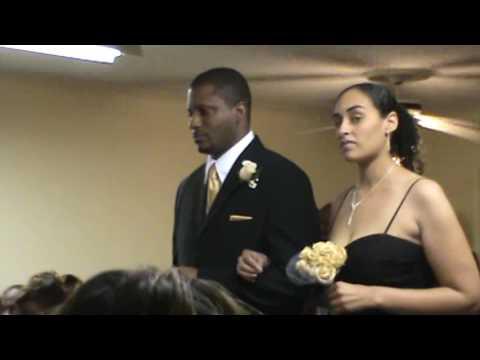 A MACKLIN WEDDING ( Mr and Mrs Kevin Bailey)