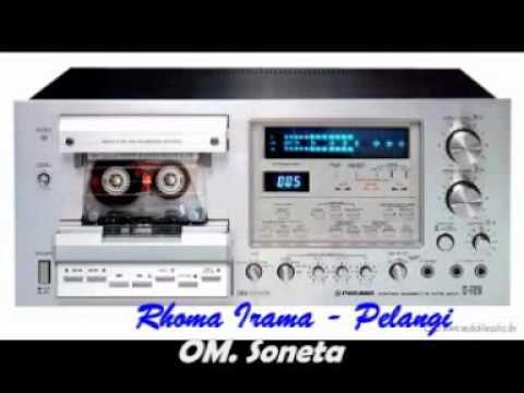 [ OM SONETA ]  Rhoma Irama  - Pelangi