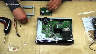 VU+ SOLO2 HDD Installation und Unboxing