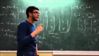 Differential Equation - Chapter 7 - Part 4 - Yousef al-Sharif