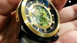 擁有獨特結構,自動機械錶! thumbnail
