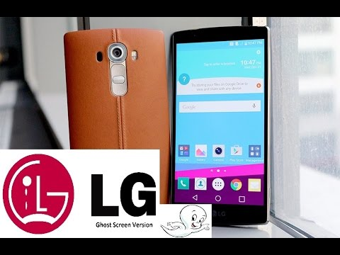 Lg G4 Burn In (Ghost Screen) Sorunu Detaylı Test!!! Kronik! (Subtitle)
