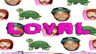 Chris Brown Ft. Lil Wayne & Tyga ''Loyal'' (DJ Sliink X Trippy Turtle Remix) (Bass Boosted)