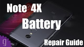 Video Xiaomi Redmi Note 4X Battery Repair Guide download MP3, 3GP, MP4, WEBM, AVI, FLV Agustus 2018