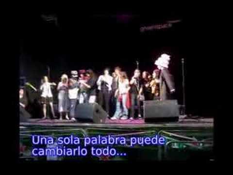 Salón Manga Valencia 2008 - Karaoke