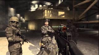 Call of Duty 4: Modern Warfare - Campaign - F.N.G.