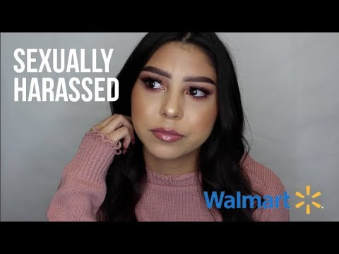 STORY TIME: I WAS SEXUALLY HARASSED AT WALMART | BRITTNEY KAY