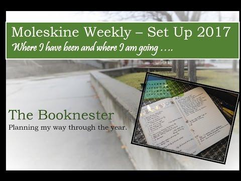Plan With Me | Moleskine Horizontal Week 52 of 201 -2017