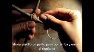 taller cesteria ojo de dios