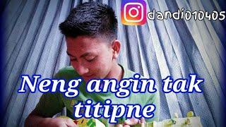 "Gambar cover Neng angin tak titipke ""lintang ati"" cover kentrung senar 4  dandi erwanto"