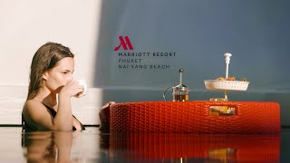Dream Holidays Begin Here - Phuket Marriott Resort and Spa, Nai Yang Beach