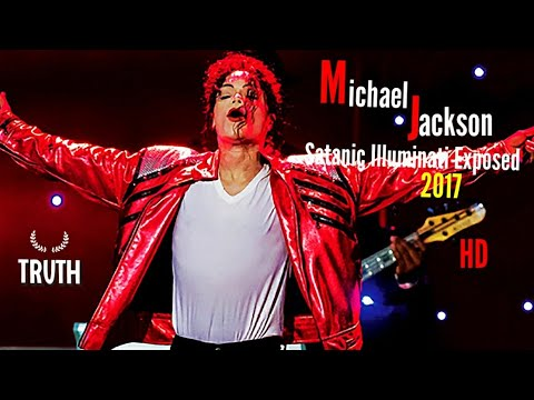 MICHAEL JACKSON SATANIC ILLUMINATI EXPOSED 2017