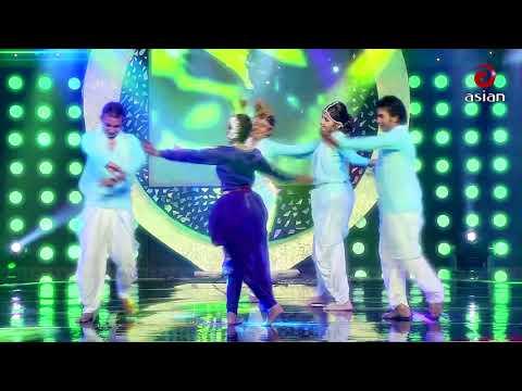 Star Dance Performance By Oboni | Ishna's Team || Asian TV Star Dance Battle