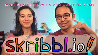 Scribble.io - Online Drawing Game