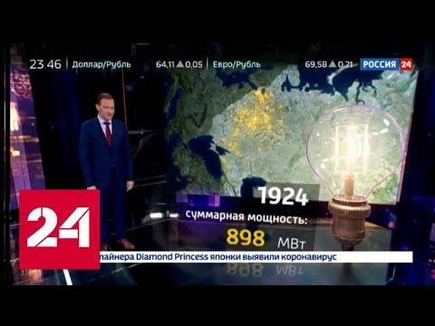 ГОЭЛРО и ангелы-хранители Кржижановского - Россия 24