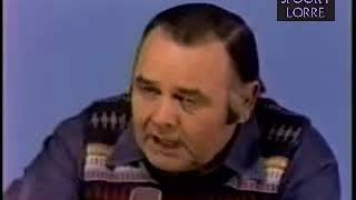 Jonathan Winters Wings it on Hollywood Squares 10 Classic Bits