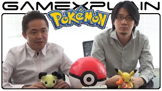 Pokémon Omega Ruby & Alpha Sapphire Developer Interview - Junichi Masuda & Shigeru Ohmori