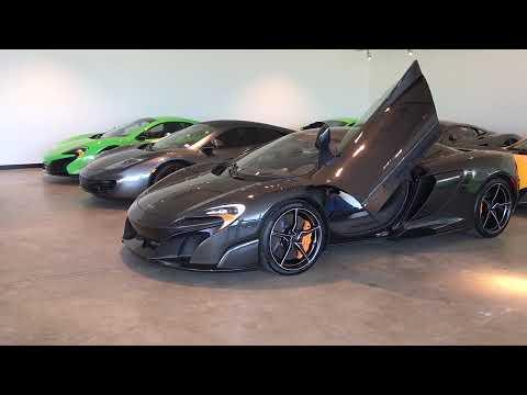 MSO Carbon Series 675LT - McLaren Houston