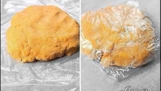 Как сделать сырное печенье