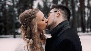 Gambar cover Winter-Wedding in beautiful Finland // Elisa & Johnny