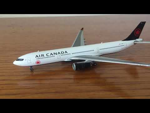 Gemini Jets 1:400 Air Canada Airbus A330-300