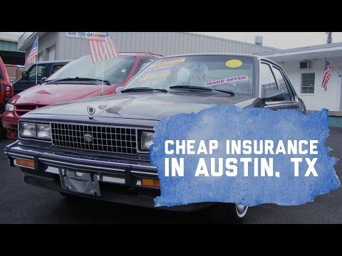 Cheap Auto Insurance Texas