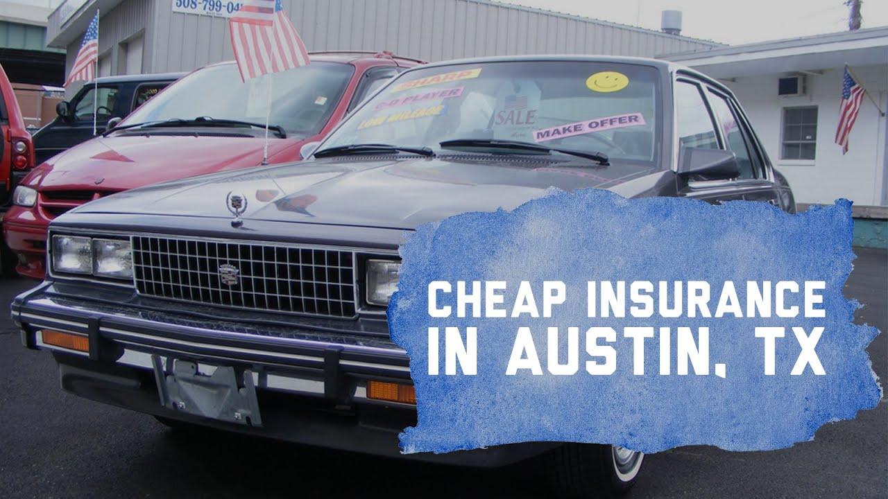 Cheap Auto Insurance Texas - YouTube