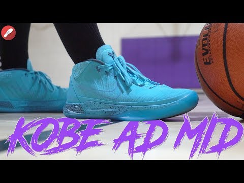 Nike Kobe A.D. Mid Performance Review!