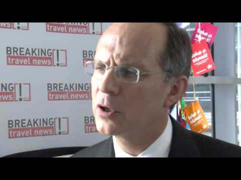 Dave Barger, president and chief executive, JetBlue