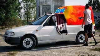 Ultimate GRAFFITI CAR!