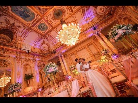 Luxury Persian wedding at Grand Hotel Stockholm (Shanar & Shirko 2016)عروسی ایرانی