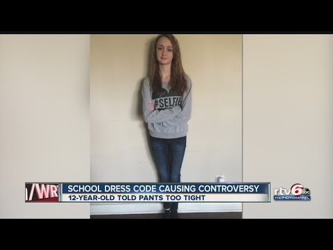 School dress code causing controversy