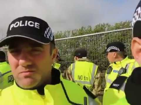Aggressive Corporate Enforcement by Lancashire Police