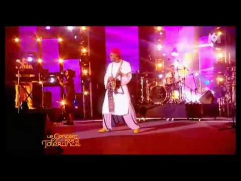 La Concert pour la tolérance 2012 à Agadir - Ribab Fusion