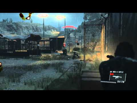 METAL GEAR SOLID V: GROUND ZEROES Lets Play 2 |