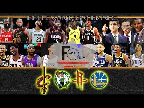 FANS ONLY: NBA AWARDS AND PLAYOFFS REVIEW! w/ guest Kirby!
