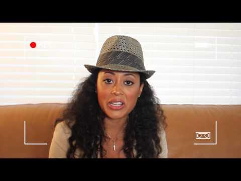 Black Actress: Essence Atkins Interview (Full Length)