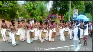 Chenda Melam | Palakkad vela | Vishu Festival | Kerala