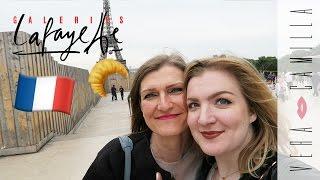 PARIJS MET MIJN MOEDER ❤️🇫🇷 VLOG | Vera Camilla